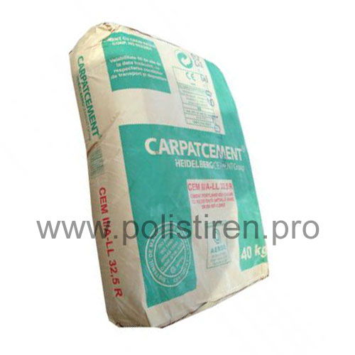 Ciment CARPATCEMENT 40 kg