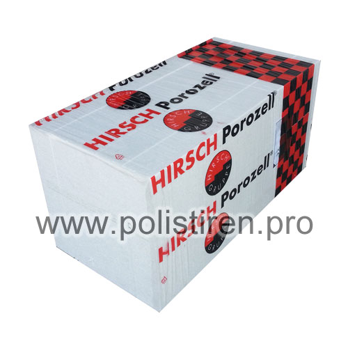 Polistiren expandat THERMO GREEN HIRSCH 2 cm