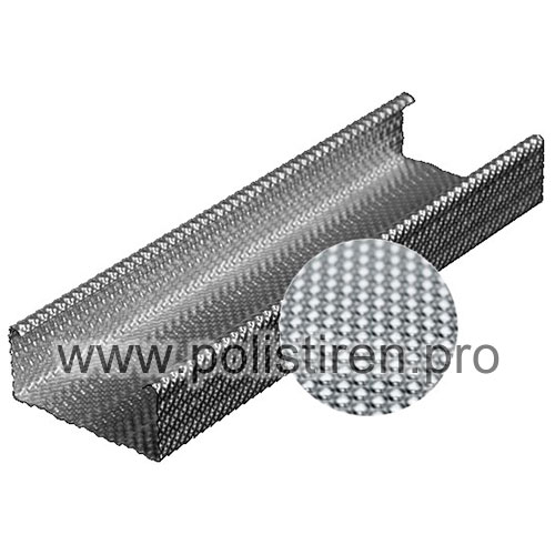 Profil RIGIPROFIL RIGIPS CD60 4ml 0.6mm