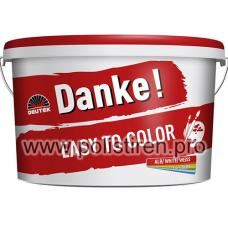 DANKE Easy to Color 15 L vopsea lavabila interior