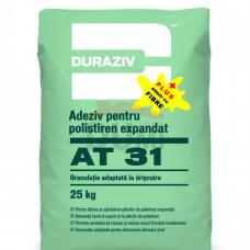 Adeziv polistiren DURAZIV AT31 plus 25kg